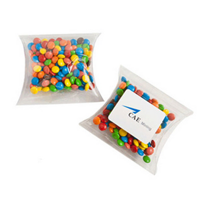 Picture of Mini M&Ms in PVC Pillow Pack 50G (Mixed