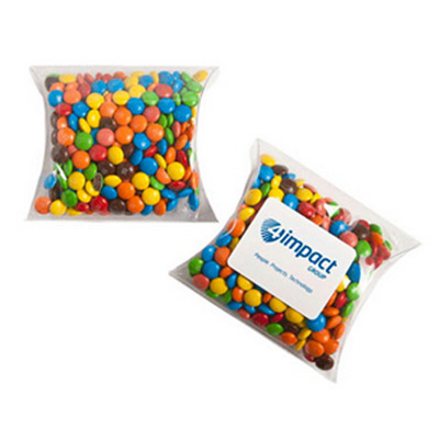 Picture of Mini M&Ms in Pillow Pack 100G (Mixed Col