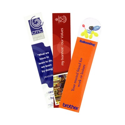 Picture of Deluxe Bookmark