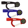 Flashlight Carabiners with Compass