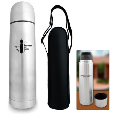 Picture of Stainless Steel Bullet Thermal Flask
