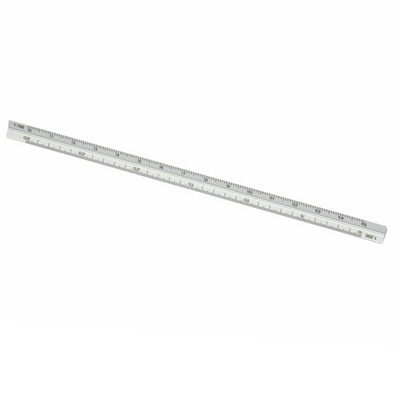 Picture of Tri-Side Scale Rule, Silver