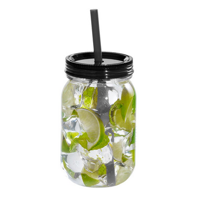 Picture of Binx Mason Jar in Black