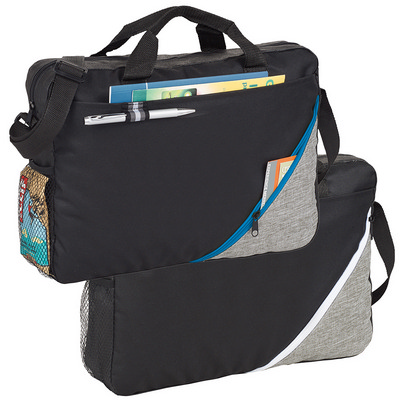 Picture of Corner Pocket Convention Briefcase
