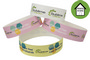 Full Colour Laser Printed Wristbands Loc