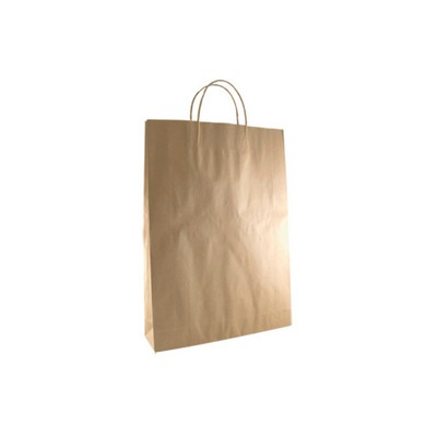 Picture of Medium Standard Brown Kraft Paper Bag