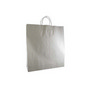 Large Standard White Kraft Paper Bag