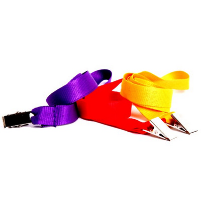 Picture of Gemini 20mm Plain Lanyard with Alligator