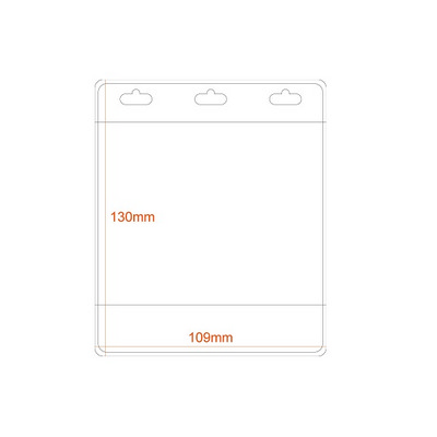 Picture of Medium PVC Holder with Category Strip an