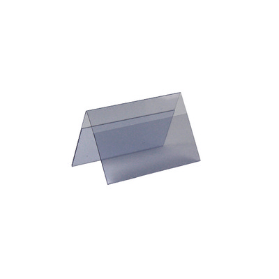 Picture of Table Tents Flexible Small with Blank In