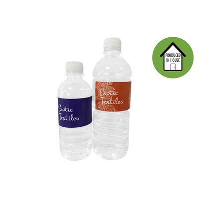 Picture of Custom Label Bottled Water 600ml