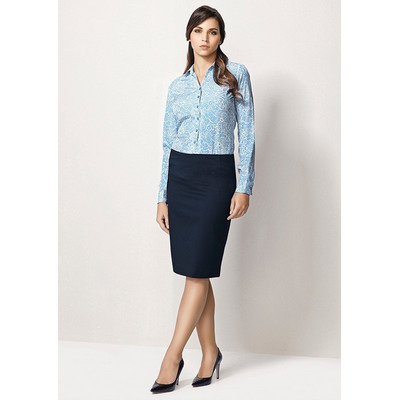 Picture of Ladies Bandless Lined Skirt