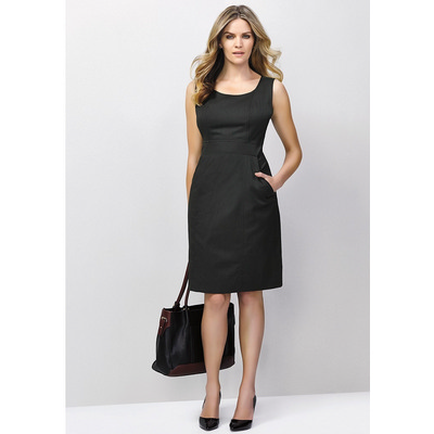 Picture of Ladies Sleeveless Dress