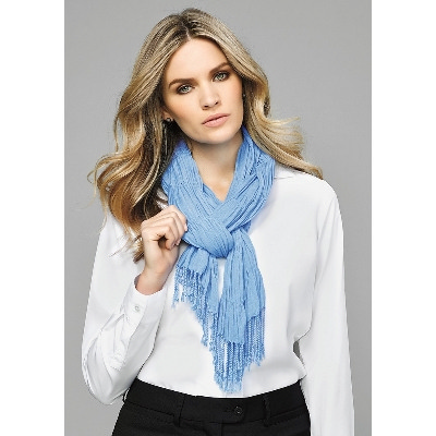 Picture of Ladies Monotone Knitted Scarf
