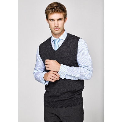 Picture of Mens Slim Monotone Design Tie