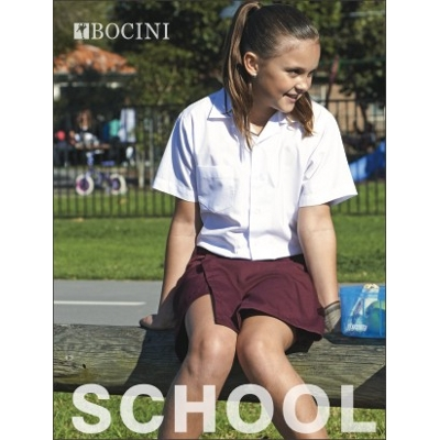 Picture of Boys S/S School Shirt