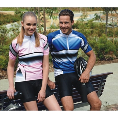 Picture of Unisex Adults Cycling Jersey