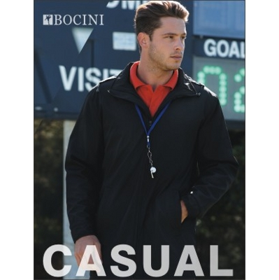 Picture of Unisex Adults Coaches Jacket