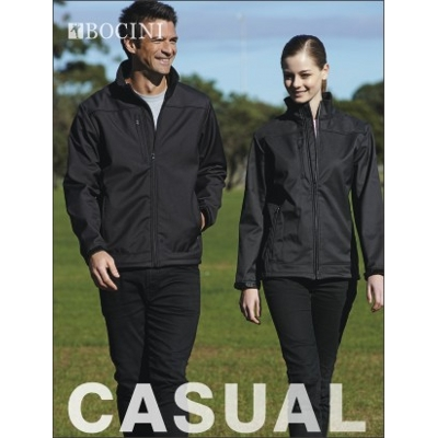 Picture of Mens New Style Soft Shell Jacket