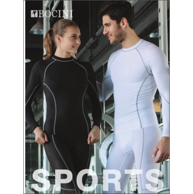 Picture of Performance Wear-Men'S Full Length TightsPerformance Wear
