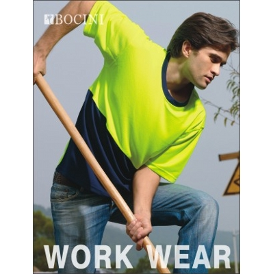 Picture of Unisex Adults Hi-Vis Safety Tee