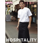 Cotton Drill Three Quarter Apron -With P