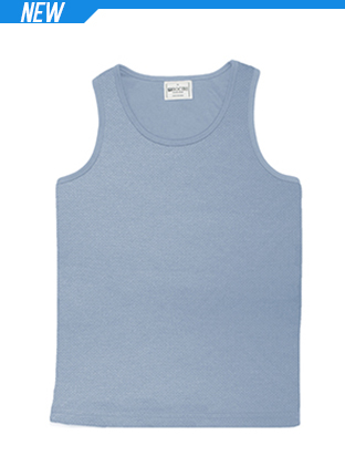 Picture of Kids Breezeway Micromesh Singlet