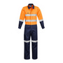 Mens Rugged Cooling Taped Overall