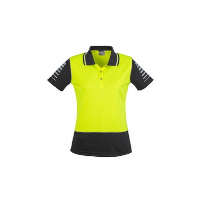 Picture of Womens Hi Vis Zone Polo
