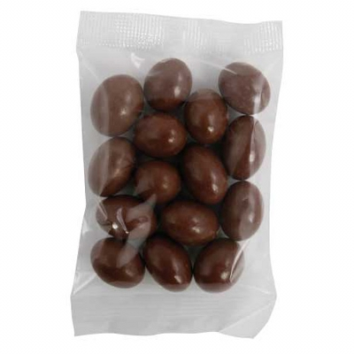 Picture of Large Confectionery Bag - Chocolate Almo