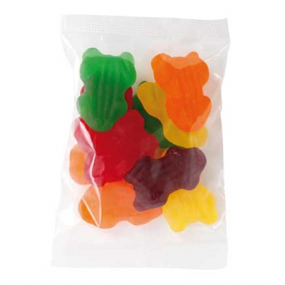 Picture of Large Confectionery Bag - Fruity Frog Ba