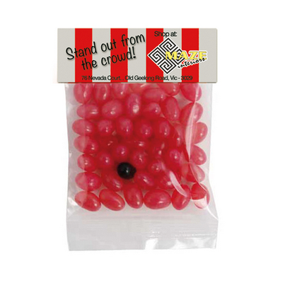 Picture of Mini Jelly Bean Header Bag