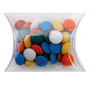 Clear Pillow Box with Mixed Chocolate Ge