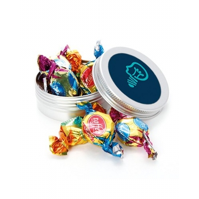 Picture of Medium Twist Tin with Toffees