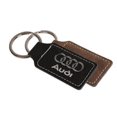 Picture of AGRADE Sueded Leatherette Key Tag