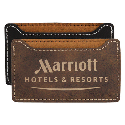 Picture of AGRADE Sueded Leatherette Smart Wallet