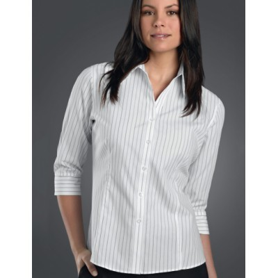 Picture of Classic Stripe Womens Business Shirt