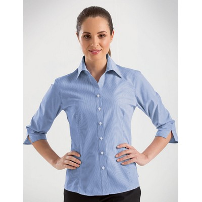 Picture of Simplicity Stripe Womens Business Shirt