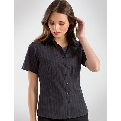 Picture of Dark Stripe Womens Business Shirt
