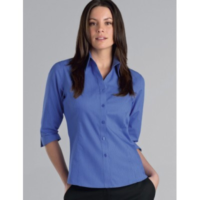 Picture of Tonal Stripe Womens Business Shirt