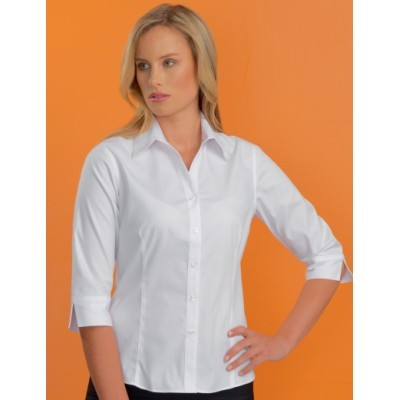 Picture of Poplin Stretch Womens Business Shirt