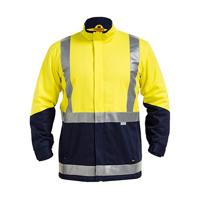Picture of 3M Taped Hi Vis 3 In 1 Drill Jacket