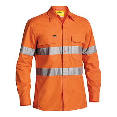 Picture of 3M Taped Hi Vis X Airflow Ripstop Shirt