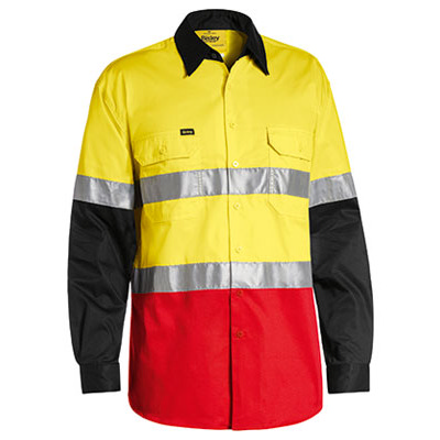 Picture of 3M Taped Hi Vis Cool Lightweight Three T