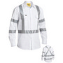3M Taped Night Drill Shirt - Long Sleeve