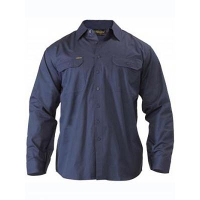 Picture of Cool Lightweight Drill Shirt - Long Slee