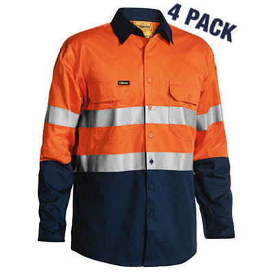 Picture of 3M Taped Two Tone Hi Vis Cool Lightweight
