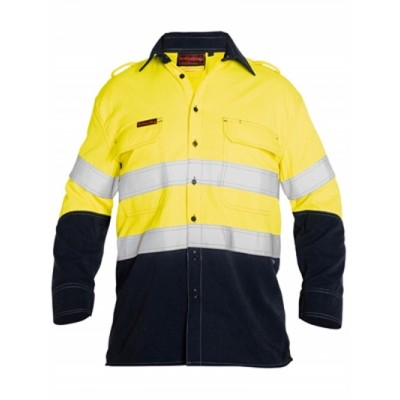 Picture of Tencate Tecasafe Plus Taped Hi Vis Two T
