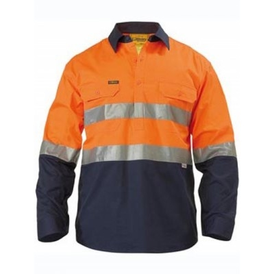 Picture of 3M Taped Two Tone Hi Vis Cool Lightweigh