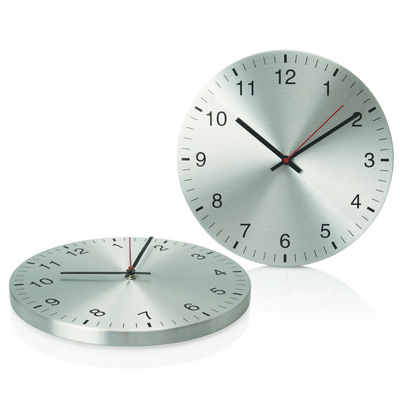 Picture of Aluminium Clock